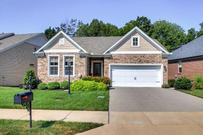 Mount Juliet Single Family Home For Sale: 2760 Alvin Sperry Pass