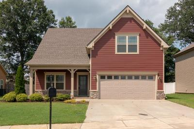 Rutherford County Rental For Rent: 3316 Mapleside Lane