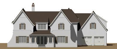 Nashville Single Family Home For Sale: 4010 Dorcas Dr