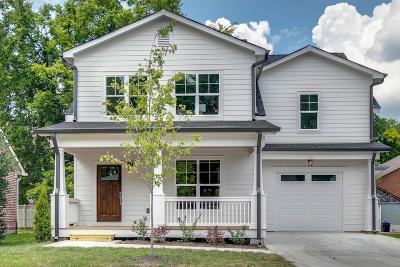 Franklin Single Family Home For Sale: 1108 Park St