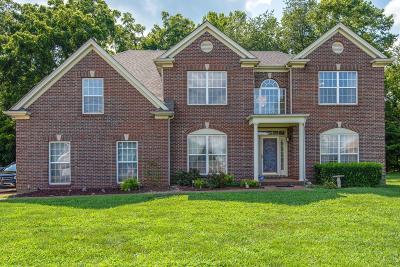 Nolensville Single Family Home For Sale: 1120 Ben Hill Blvd