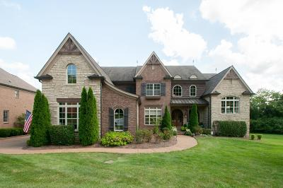 Franklin Single Family Home For Sale: 9057 Chardonnay Trace
