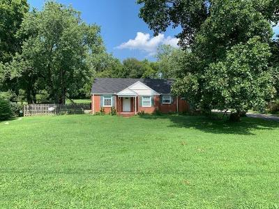 Nashville Single Family Home For Sale: 4316 Morriswood Dr