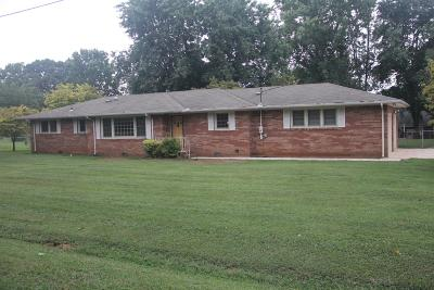 Decherd Single Family Home For Sale: 203 Woodland Dr