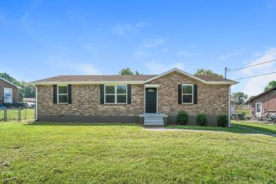 Gallatin Single Family Home For Sale: 106 Creekside Ct