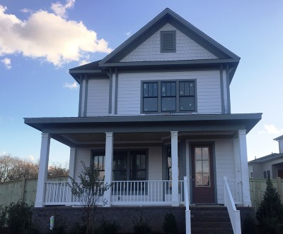 Franklin Single Family Home For Sale: 1001 Beckwith Street #2010
