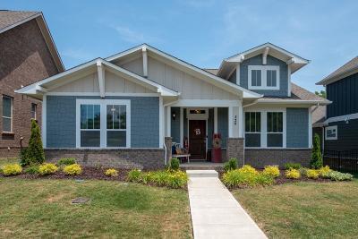 Hendersonville Single Family Home For Sale: 325 Tanglewood Ln