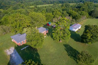 Franklin County Single Family Home For Sale: 2978 Robinson Creek Rd
