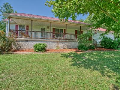 Pleasant View Single Family Home Active Under Contract: 1299 Old Clarksville Pike