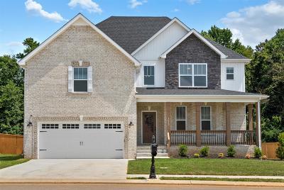 Clarksville Rental For Rent: 1615 Ellie Piper Circle