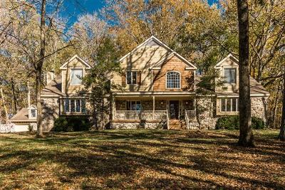 Hendersonville Single Family Home For Sale: 1598 Centerpoint Rd