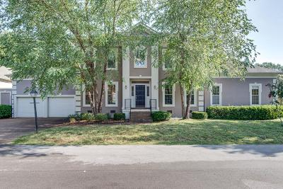 Brentwood Single Family Home Active Under Contract: 5322 Otter Creek Ct