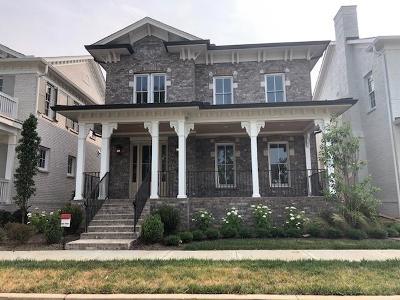 Nashville Single Family Home For Sale: 213 Meriwether Blvd