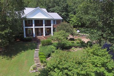 Franklin Single Family Home For Sale: 3298 Carl Rd