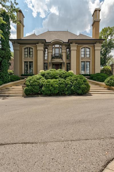 Nashville Single Family Home For Sale: 606 Green Park