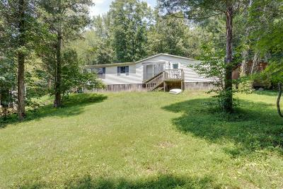 Culleoka Single Family Home Active Under Contract: 2404 Bud Haskins Rd