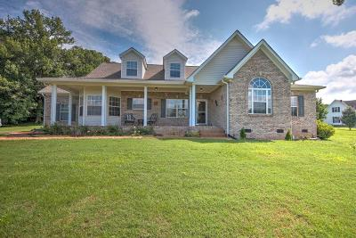 Spring Hill Single Family Home Active Under Contract: 216 Red Oak Trl