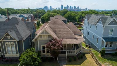 Nashville Single Family Home For Sale: 510 S 9th St