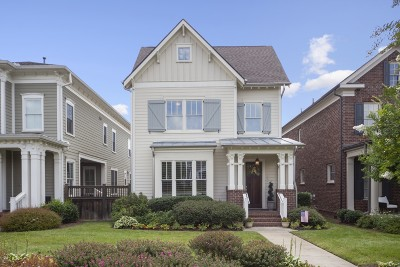 Franklin Single Family Home For Sale: 307 Walter Roberts St
