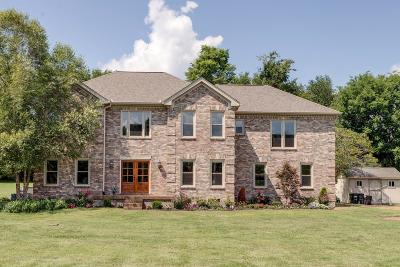Williamson County Single Family Home Active Under Contract: 2259 Isaac Ln
