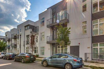 East Nashville Condo/Townhouse Active Under Contract: 703 B Cleo Miller Dr #B