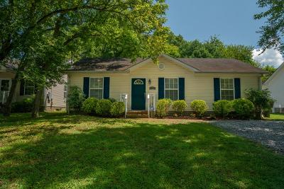 East Nashville Single Family Home Active Under Contract: 2609 Pennington Ave