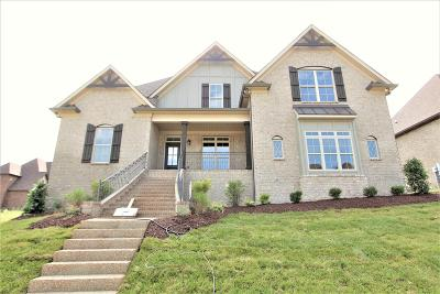 Mount Juliet Single Family Home For Sale: 441 Whitley Way #240-C