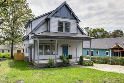 East Nashville Single Family Home For Sale: 3906 Oxford St