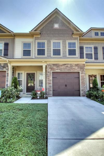 Old Hickory Condo/Townhouse For Sale: 3011 Thornbury Pl