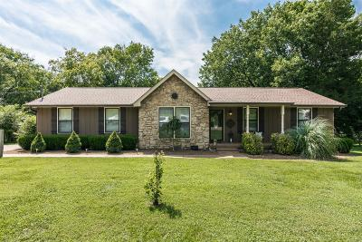 Hendersonville Single Family Home For Sale: 106 Bent Creek Ct