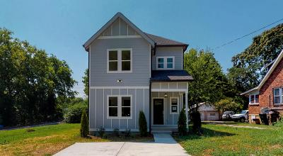 Nashville Single Family Home For Sale: 2109 Hermosa St