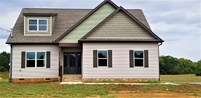 Marshall County Single Family Home For Sale: 4165 Pyles Rd