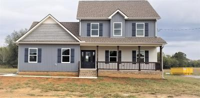 Marshall County Single Family Home For Sale: 4145 Pyles Rd