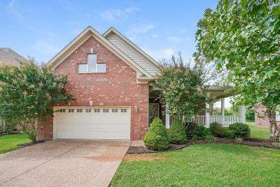 Mount Juliet Single Family Home For Sale: 1022 Stonehollow Way