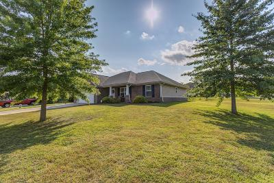 Spring Hill Single Family Home Active Under Contract: 1014 Hummingbird Ln