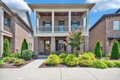 Hendersonville Single Family Home For Sale: 364 Cornelius Way