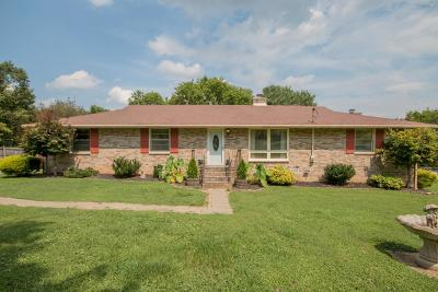 Hendersonville Single Family Home For Sale: 119 Country Club Dr.