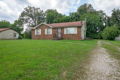 Montgomery County Single Family Home Active Under Contract: 2732 Ann Dr