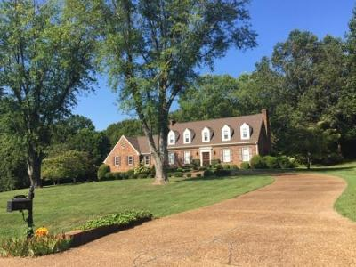 Franklin Single Family Home For Sale: 122 Trace End Dr