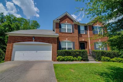 Mount Juliet Single Family Home For Sale: 332 Forest Bend Dr