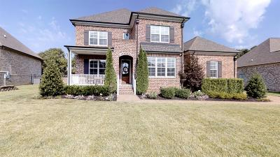Spring Hill Single Family Home For Sale: 4061 Miles Johnson Pkwy