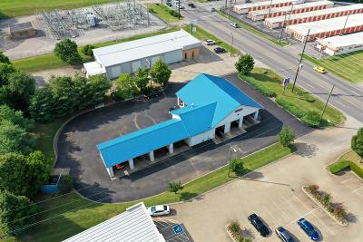 Madison Commercial For Sale: 664 Myatt Dr
