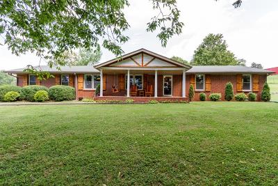 Nolensville Single Family Home For Sale: 2977 McCanless Rd