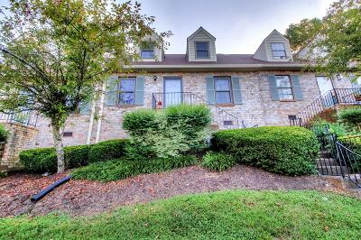 Hendersonville Single Family Home Active Under Contract: 319 Deerpoint Dr