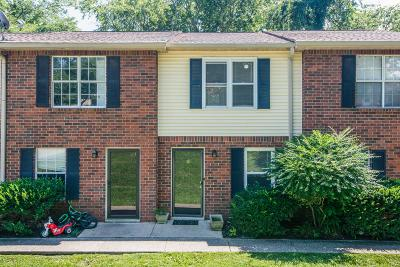 Old Hickory Condo/Townhouse For Sale: 212 Blue Ridge Dr #10