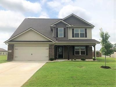 Marshall County Single Family Home Active Under Contract: 5209 McKinnley Dr