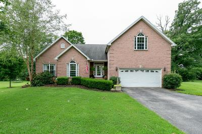 Spring Hill Single Family Home For Sale: 2137 Spring Lake Dr