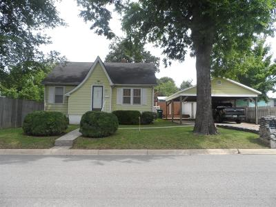 Pulaski Single Family Home For Sale: 554 Highland Ave