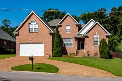 Mount Juliet Single Family Home For Sale: 1107 Tanya Ct