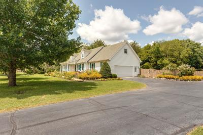 Lewisburg Single Family Home Active Under Contract: 1982 Old Farmington Rd